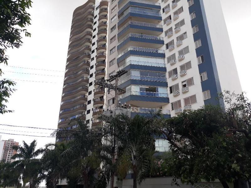 Apartamento  com 4 quartos sendo 3 Suítes no Popular, Cuiabá  - MT