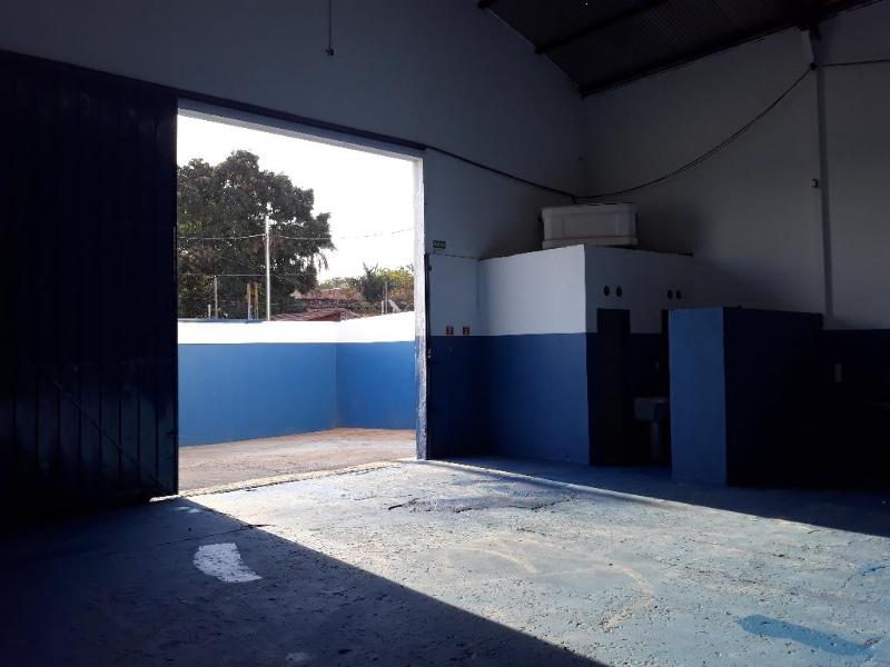 Barracão  no Porto, Cuiabá  - MT
