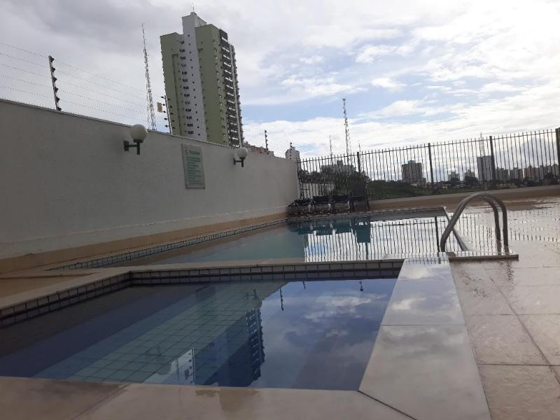Apartamento  com 3 quartos sendo 1 Suíte no Parque Jardim Eldorado, Cuiabá  - MT