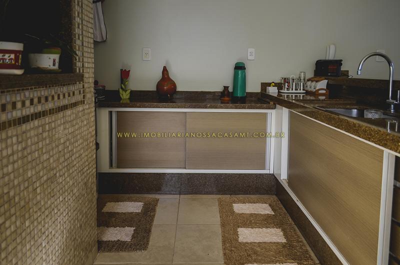 Casa  com 3 quartos sendo 1 Suíte no Menino Deus, Lucas do Rio Verde  - MT