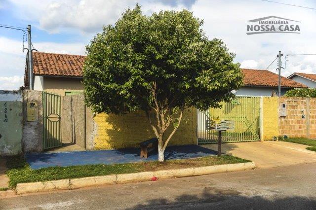 Casa  com 2 quartos no Tesselle Junior, Lucas do Rio Verde  - MT