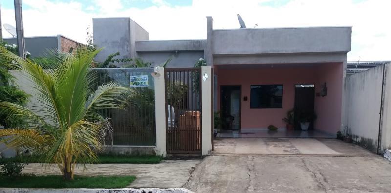Casa  com 3 quartos sendo 1 Suíte no Jardim Primaveras, Lucas do Rio Verde  - MT
