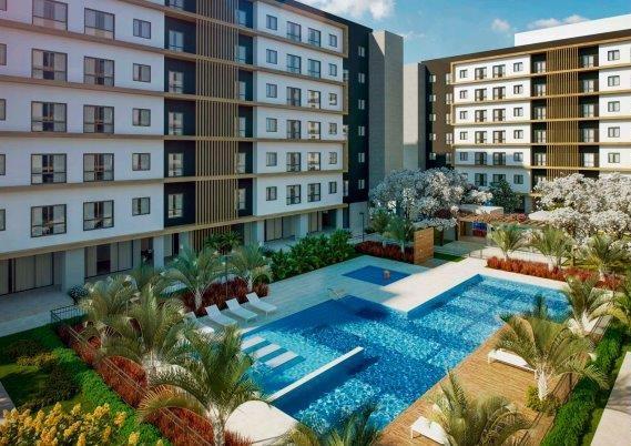 Apartamento  no Bandeirantes, Lucas do Rio Verde  - MT