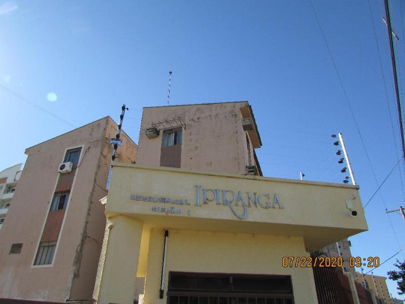 Apartamento  com 2 quartos no Cidade Alta, Cuiabá  - MT