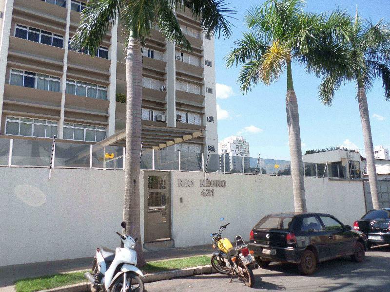 Apartamento  com 3 quartos sendo 3 Suítes no Quilombo, Cuiabá  - MT