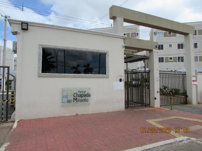 Apartamento  com 2 quartos no Jardim Novo Horizonte, Cuiabá  - MT