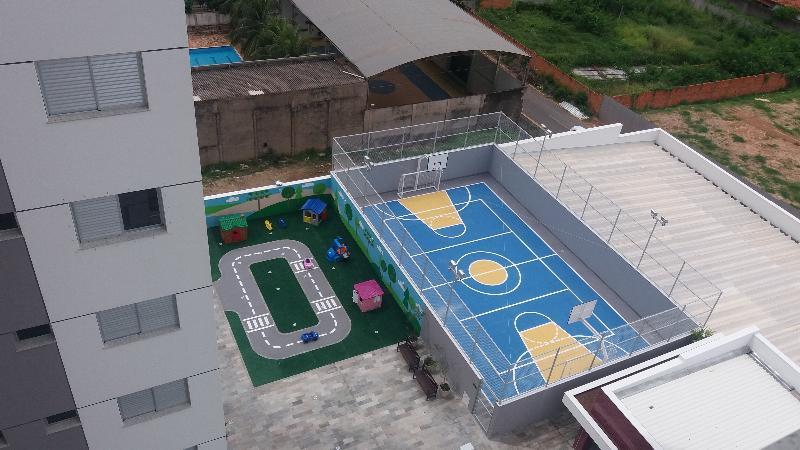 Apartamento  com 3 quartos sendo 3 Suítes no Jardim Cuiabá, Cuiabá  - MT