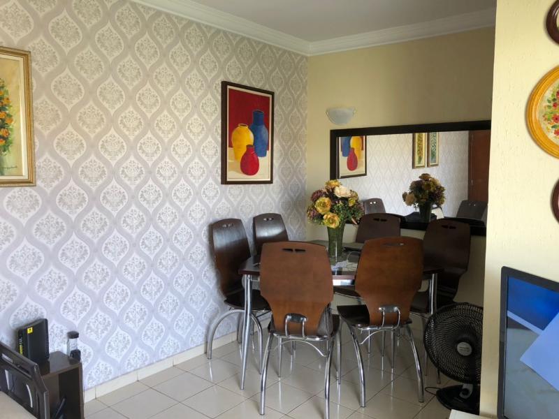 Apartamento  com 3 quartos no Senhor dos Passos, Cuiabá  - MT