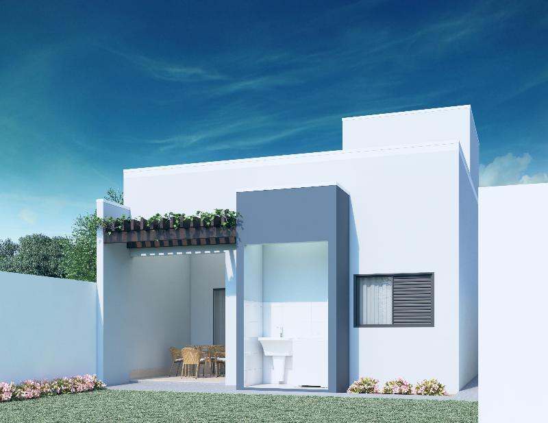Casa  com 3 quartos sendo 1 Suíte no Santa Cruz II, Cuiabá  - MT