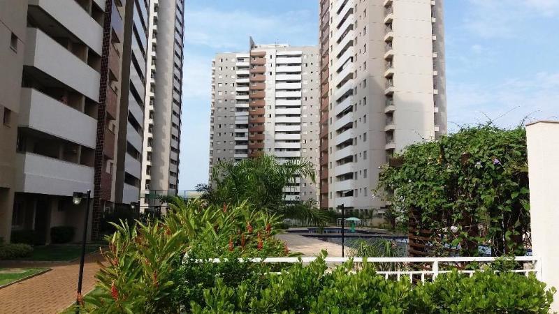 Apartamento  com 2 quartos sendo 2 Suítes no Jardim Aclimacao, Cuiabá  - MT