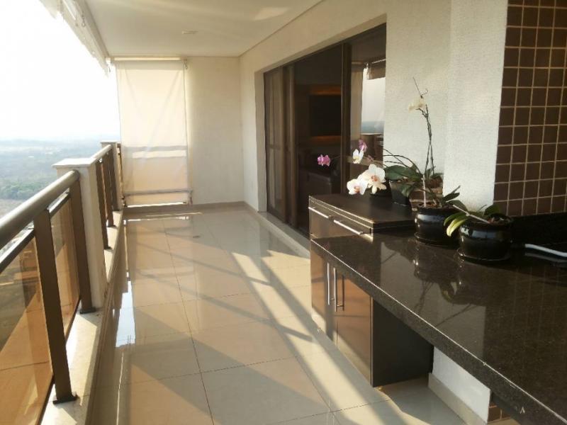 Apartamento  com 3 quartos no RibeirÃo da Ponte, Cuiabá (nao Usar)  - MT