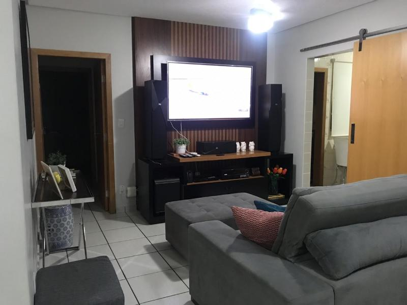 Apartamento  com 3 quartos no Consil, Cuiabá  - MT