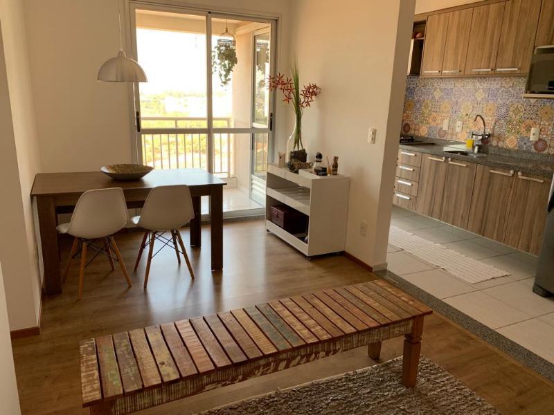 Apartamento  com 3 quartos sendo 1 Suíte no Jardim Bom Clima, Cuiabá  - MT