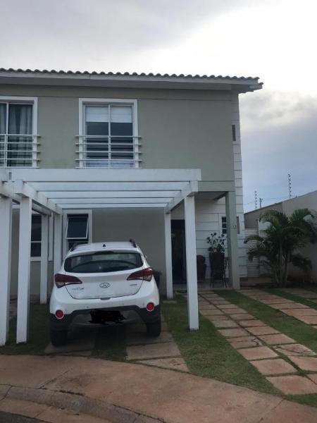 Casa Cond. Fechado  com 3 quartos no Jardim Bom Clima, Cuiabá  - MT