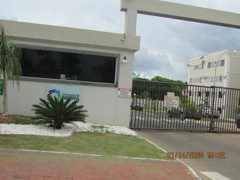 Apartamento  com 2 quartos no Jd. Santa Cruz, Cuiabá  - MT