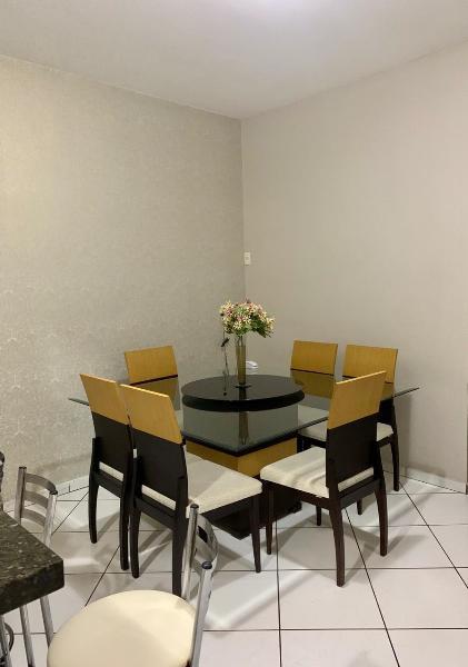 Apartamento  com 3 quartos no Quilombo, Cuiabá  - MT
