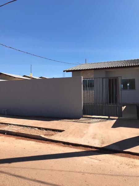 Casa  com 2 quartos no Vila Arthur, Várzea Grande  - MT