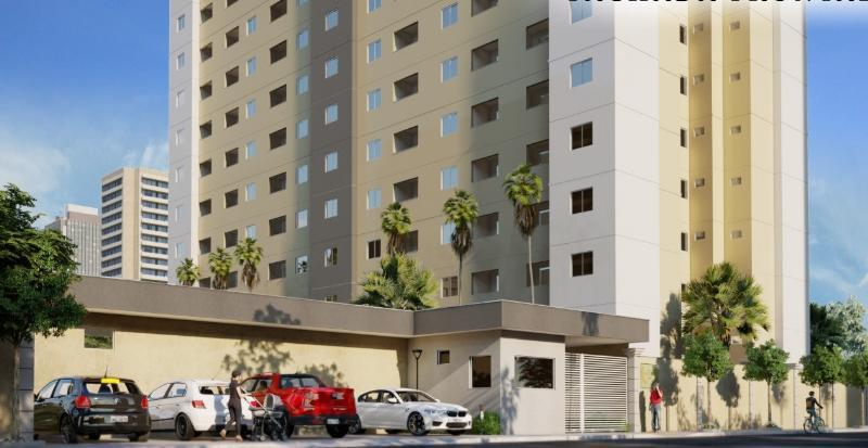 Apartamento  com 1 quarto no Morada do Ouro, Cuiabá  - MT
