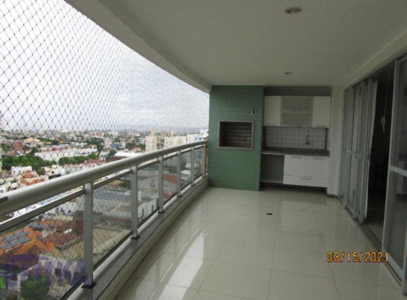 Apartamento  com 3 quartos sendo 3 Suítes no Bosque da Saude, Cuiabá  - MT