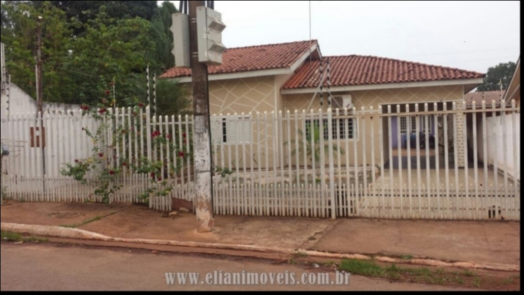 Casa  com 3 quartos sendo 1 Suíte no Marajoara, Várzea Grande  - MT
