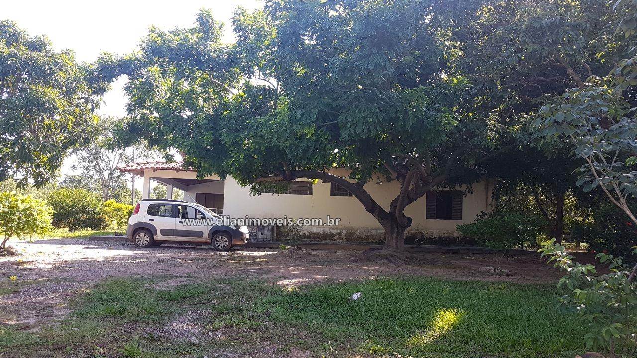 Chácara Sítio  com 3 quartos sendo 1 Suíte no Zona rural, Chapada dos Guimarães  - MT