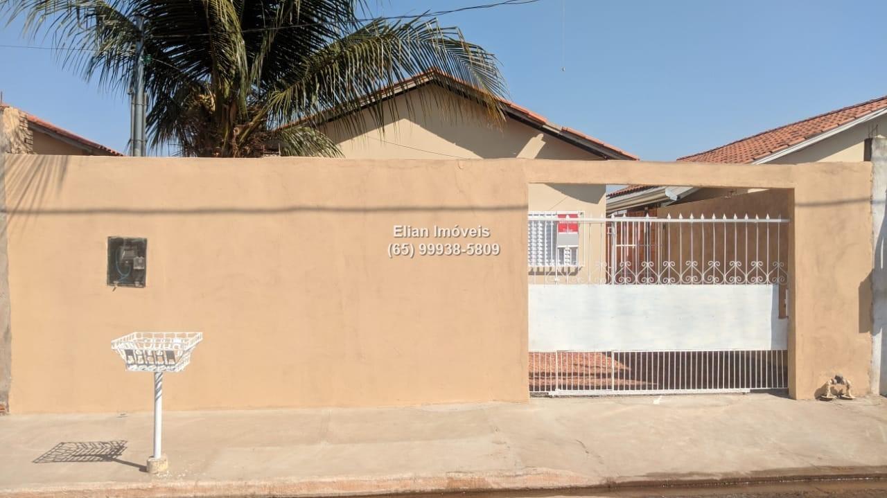 Casa  com 2 quartos no Pascoal Ramos, Cuiabá  - MT