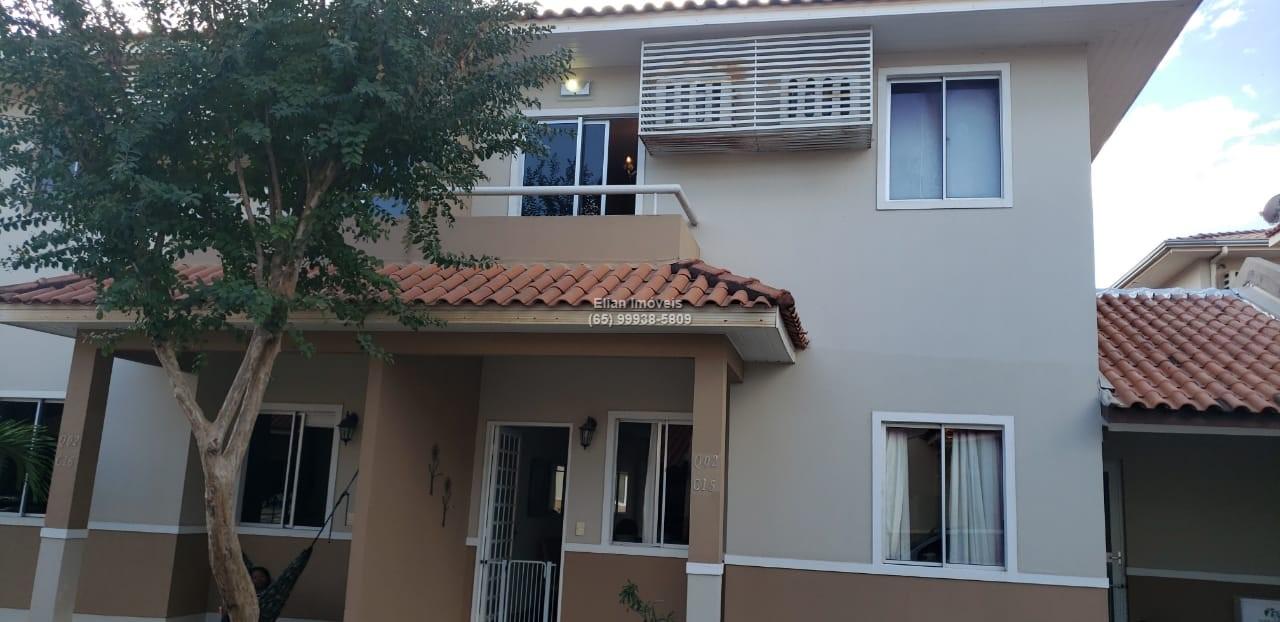 Casa Cond. Fechado  com 3 quartos sendo 1 Suíte no Despraiado, Cuiabá  - MT