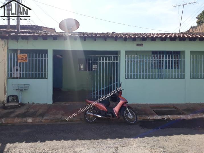 Casa  com 2 quartos sendo 1 Suíte no Jardim Imperial, Cuiabá  - MT