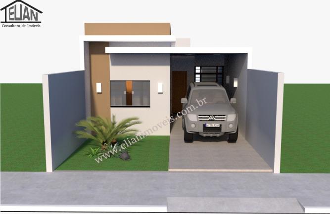 Casa  com 3 quartos sendo 1 Suíte no Jardim Universitário, Cuiabá  - MT
