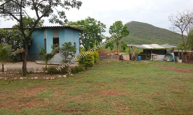 Chácara Sítio  com 2 quartos sendo 1 Suíte no zona rural, Santo Antônio do Leverger  - MT