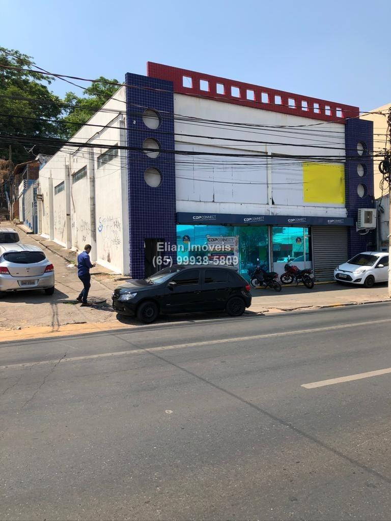 Prédio  com 2 quartos no Dom Aquino, Cuiabá  - MT