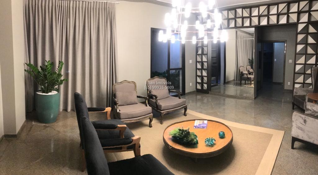 Apartamento  com 4 quartos sendo 3 Suítes no Centro, Rondonópolis  - MT