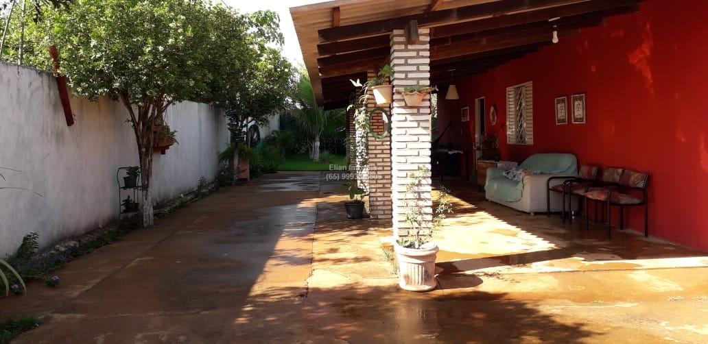 Casa  com 4 quartos sendo 2 Suítes no Altos do Mirante, Chapada dos Guimarães  - MT