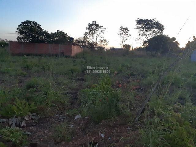 Terreno  no Jardim Novo Niterói, Várzea Grande  - MT