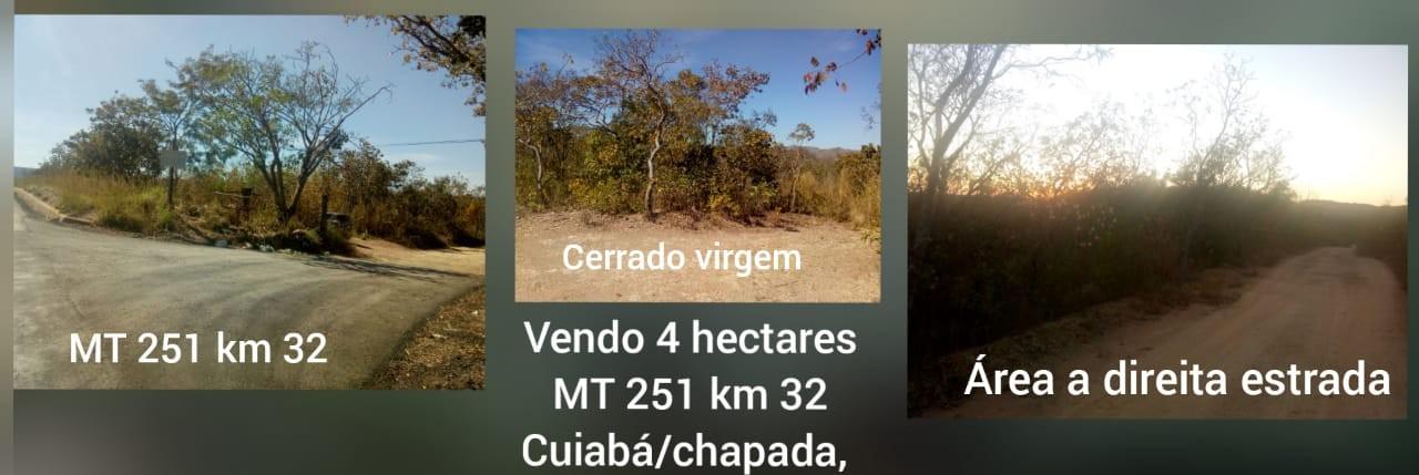 Chácara Sítio  Chapada dos Guimarães  - MT