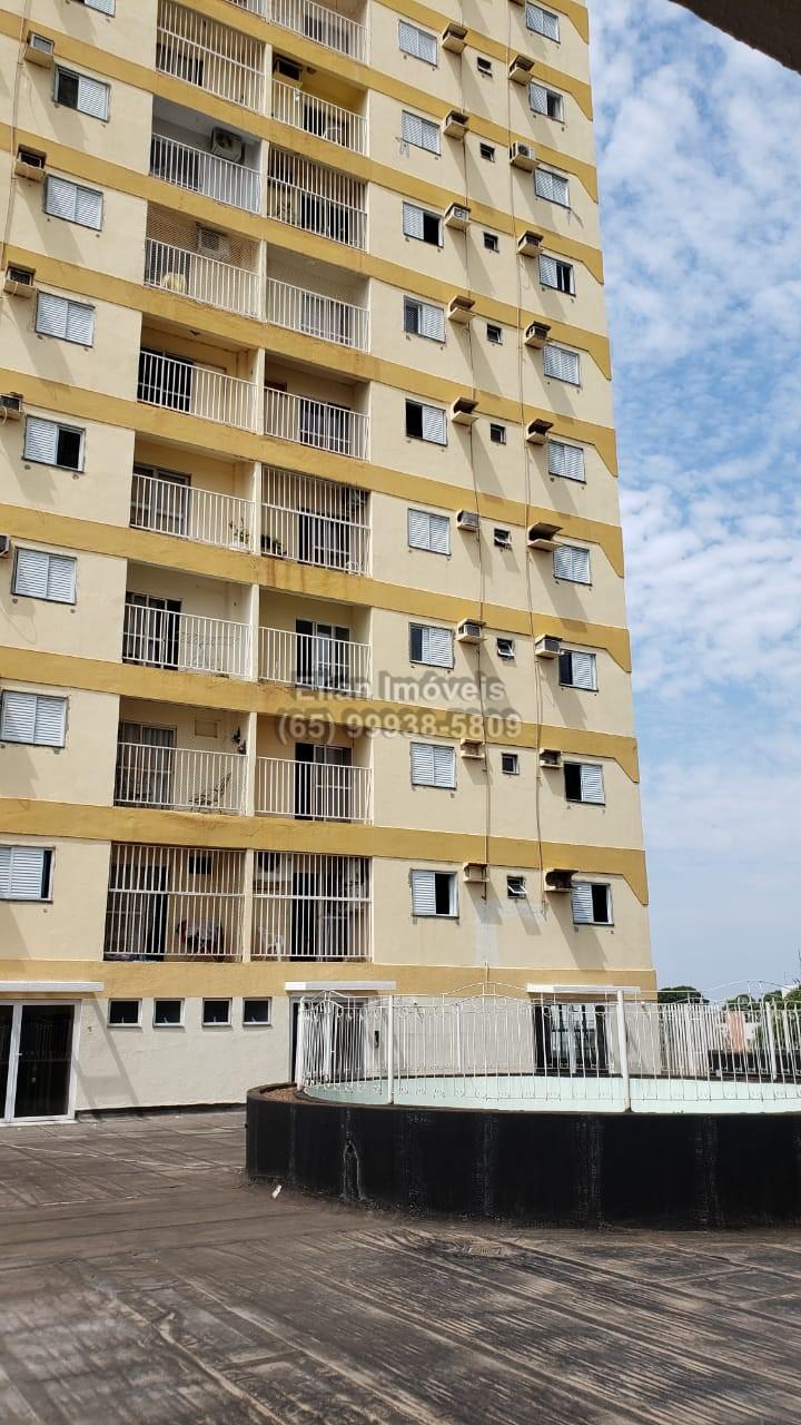 Apartamento  com 3 quartos sendo 1 Suíte no Poção, Cuiabá  - MT