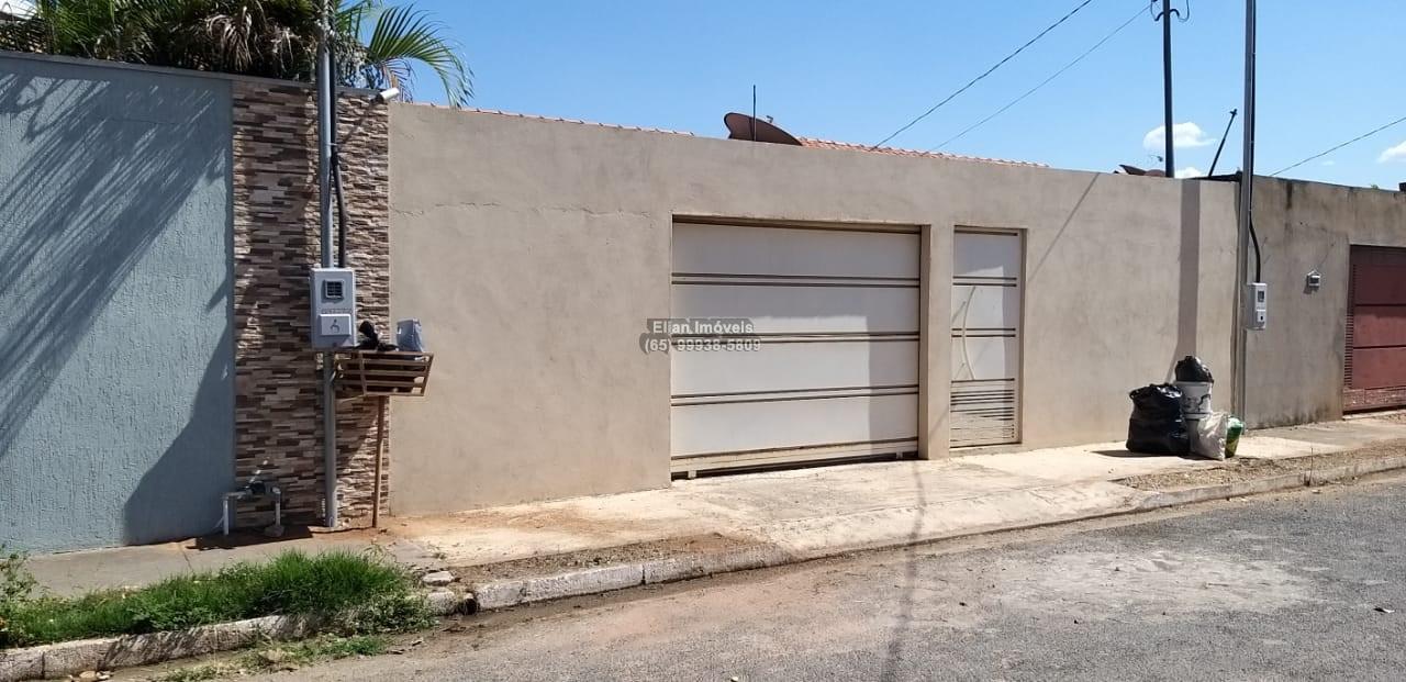 Casa  com 2 quartos no São Sebastião, Cuiabá  - MT