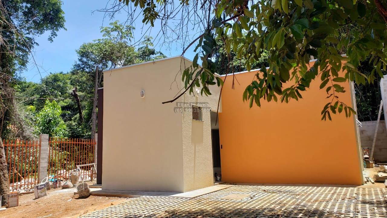 Casa  com 2 quartos sendo 1 Suíte no Jardim da mata, Chapada dos Guimarães  - MT