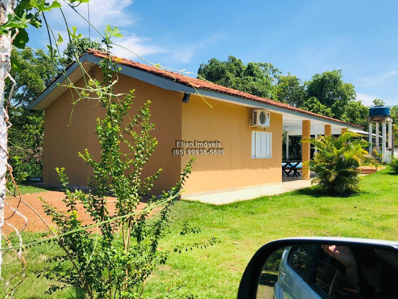 Chácara Sítio  com 2 quartos no Núcleo Habitacional Sucuri, Cuiabá  - MT