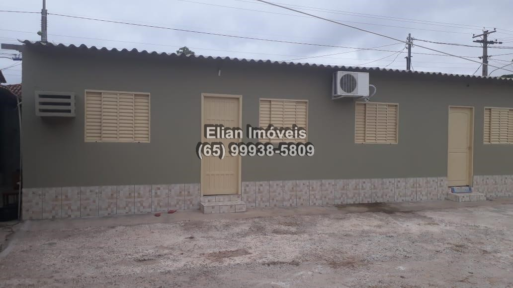 Kitnet  com 3 quartos no Jardim Imperial II, Cuiabá  - MT