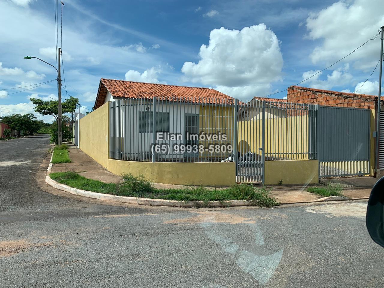 Casa  com 2 quartos no Residencial Buriti, Cuiabá  - MT