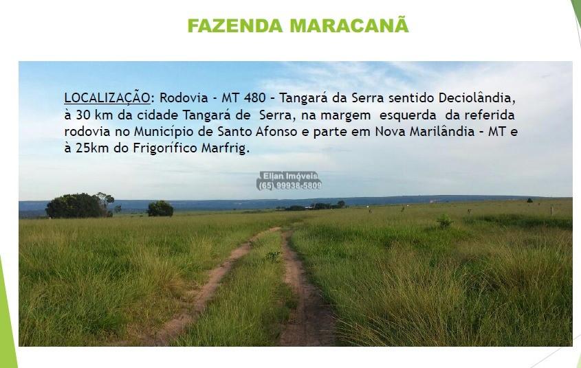 Fazenda  no Zona Rural, Tangará da Serra  - MT