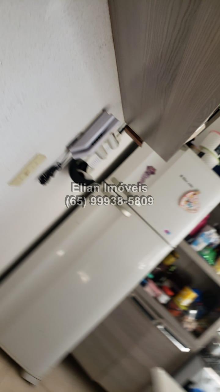 Apartamento  com 2 quartos no Recanto dos Pássaros, Cuiabá  - MT