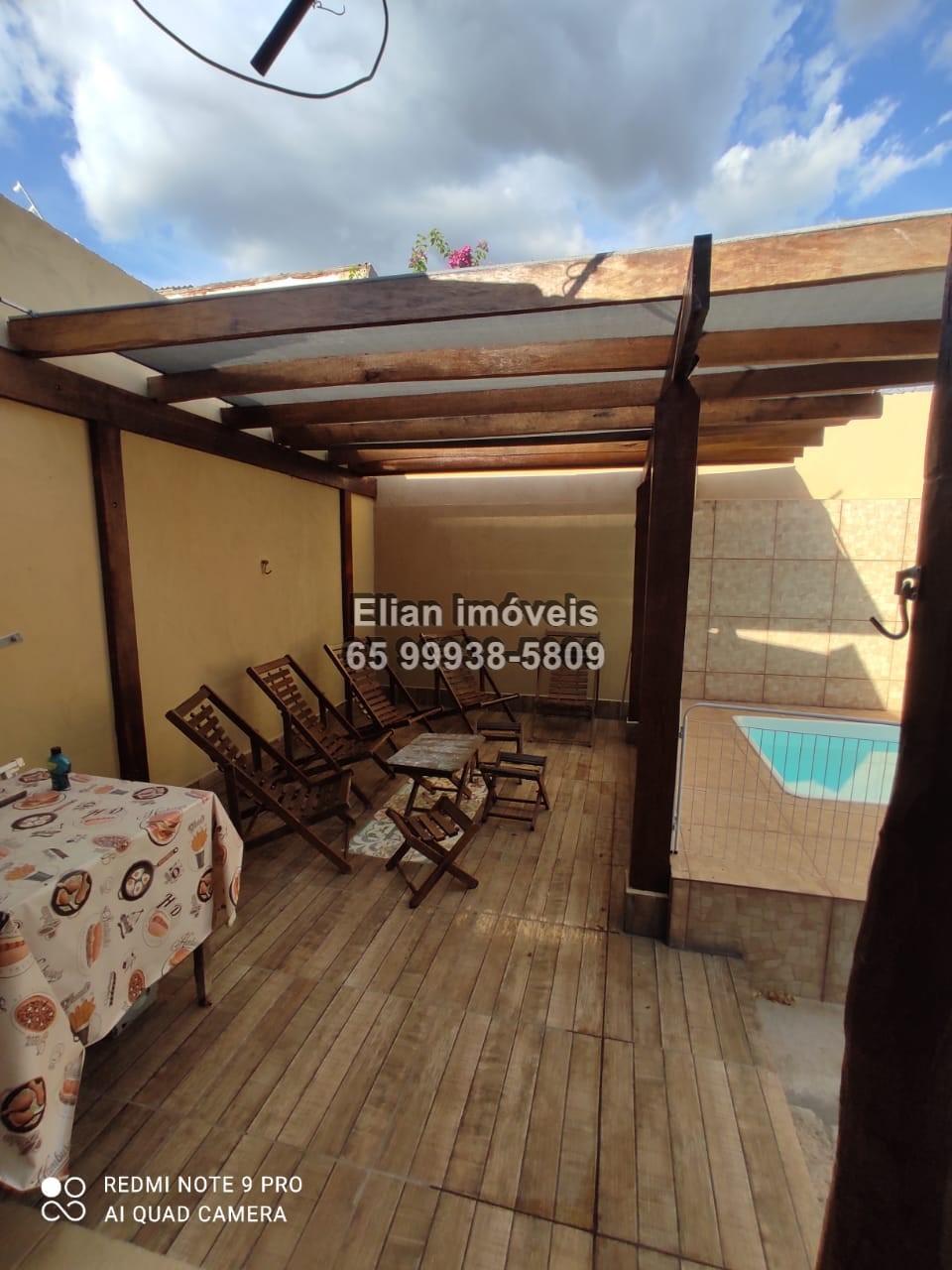 Casa  com 6 quartos sendo 1 Suíte no Jardim Tropical, Cuiabá  - MT