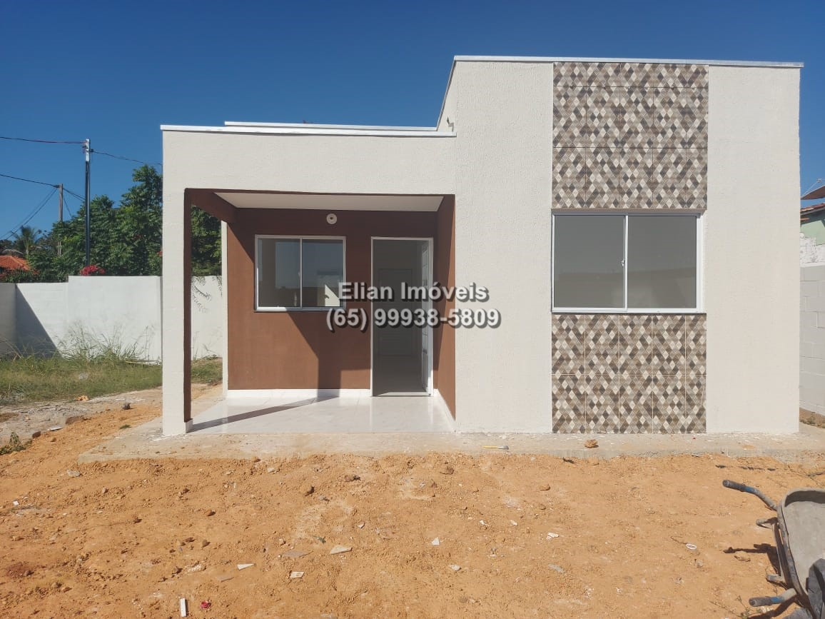 Casa  com 2 quartos sendo 1 Suíte no Residencial Jardim Pauliceia, Cuiabá  - MT