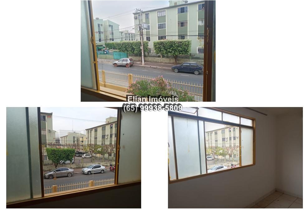 Apartamento  com 2 quartos no Jardim Aeroporto, Várzea Grande  - MT