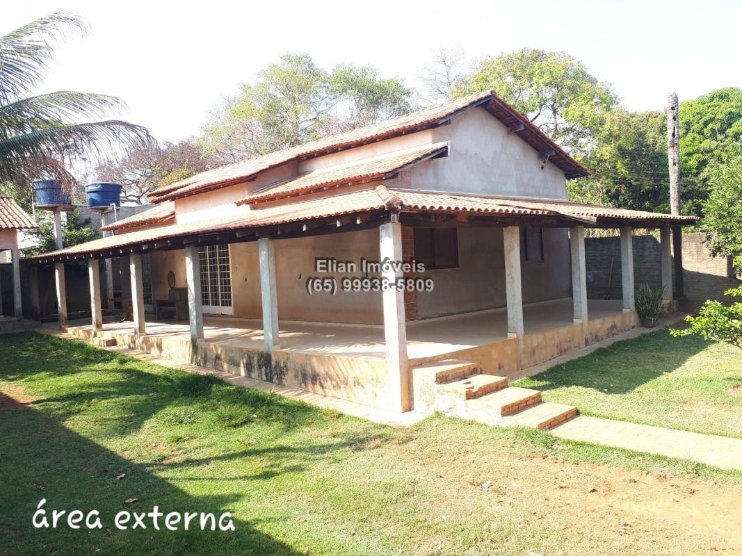 Casa  com 4 quartos sendo 1 Suíte no Cohab véu das noivas, Chapada dos Guimarães  - MT